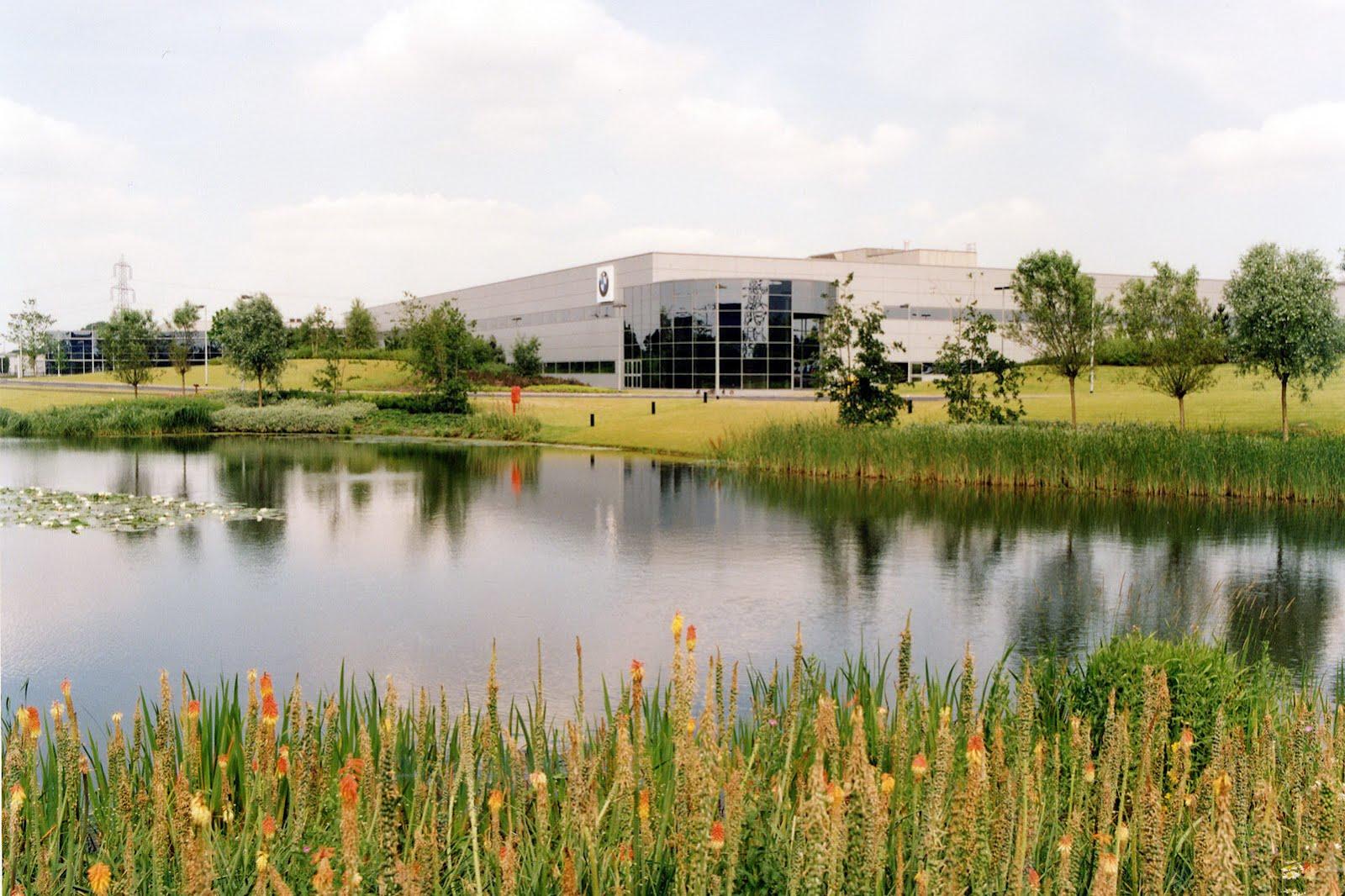 Hams Hall BMW engine plant