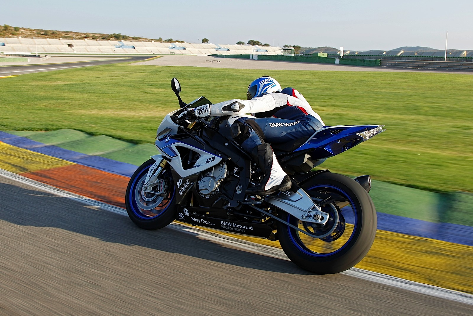 BMW HP4 Motorcycle