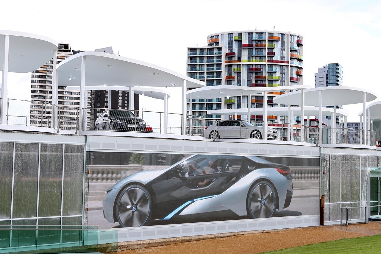 BMW Olympic Park Pavilion