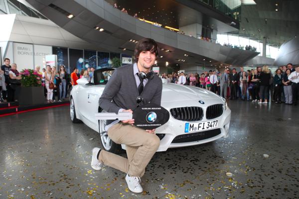 BMW Welt 10 millionth visitor