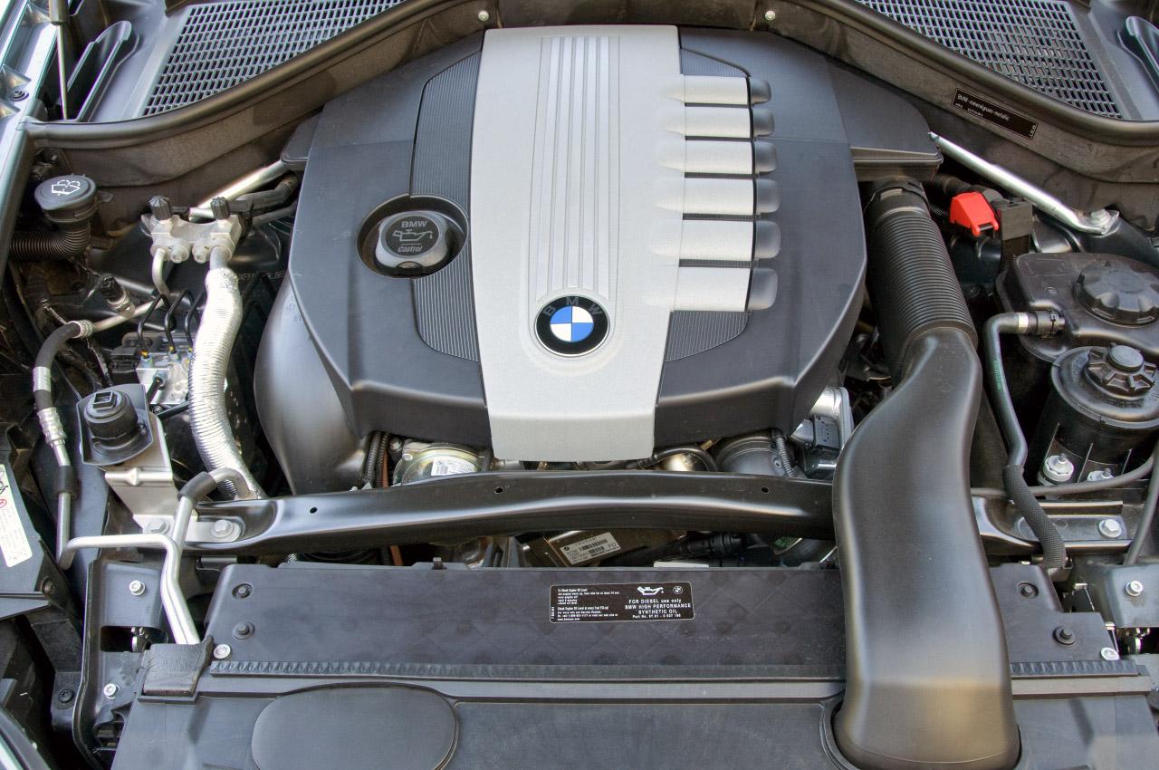 Diesel powered BMW X5