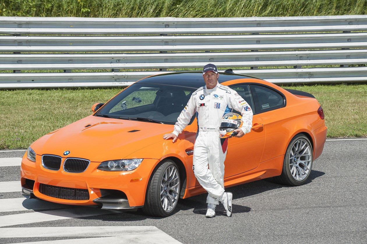 E92 BMW M3 Lime Rock Park Edition