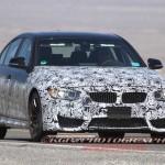 F80 BMW M3 spyshot (3)