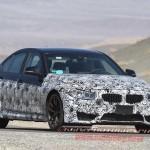 F80 BMW M3 spyshot (8)