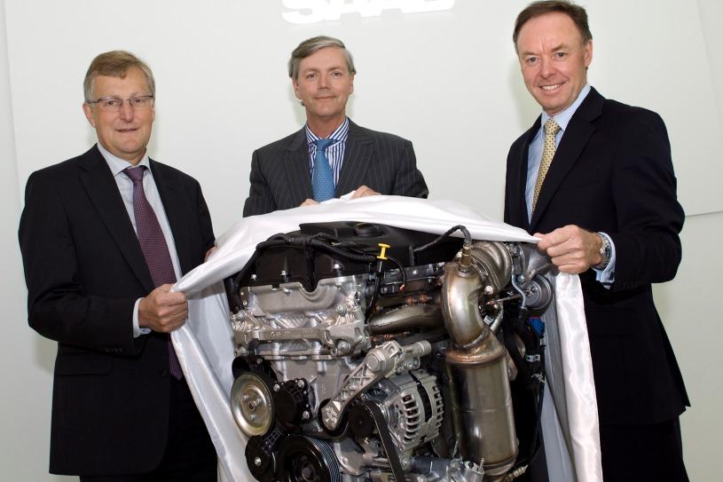 Saab - BMW engine agreement