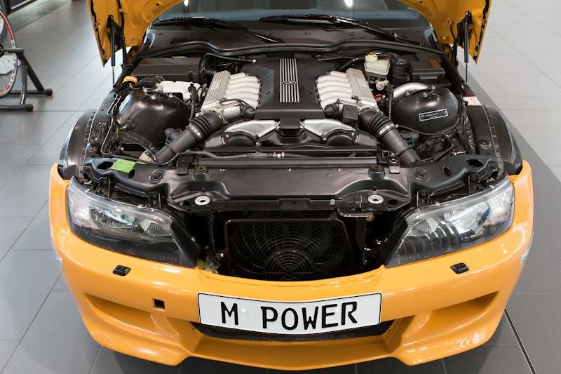 V12 BMW Z3 Roadster