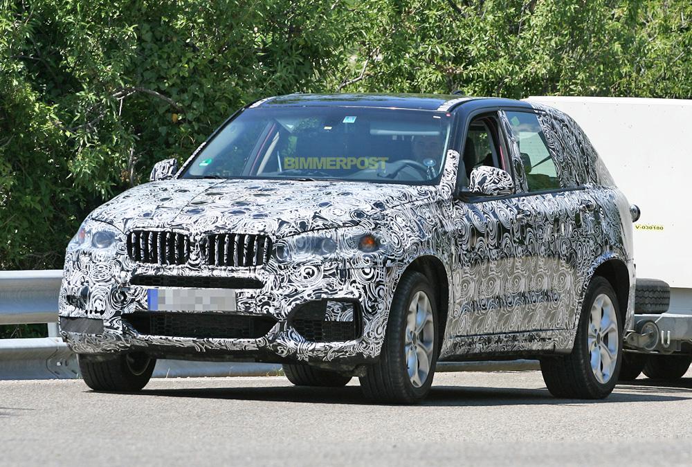 2014 BMW X5 F15 – Details and Spy Photos