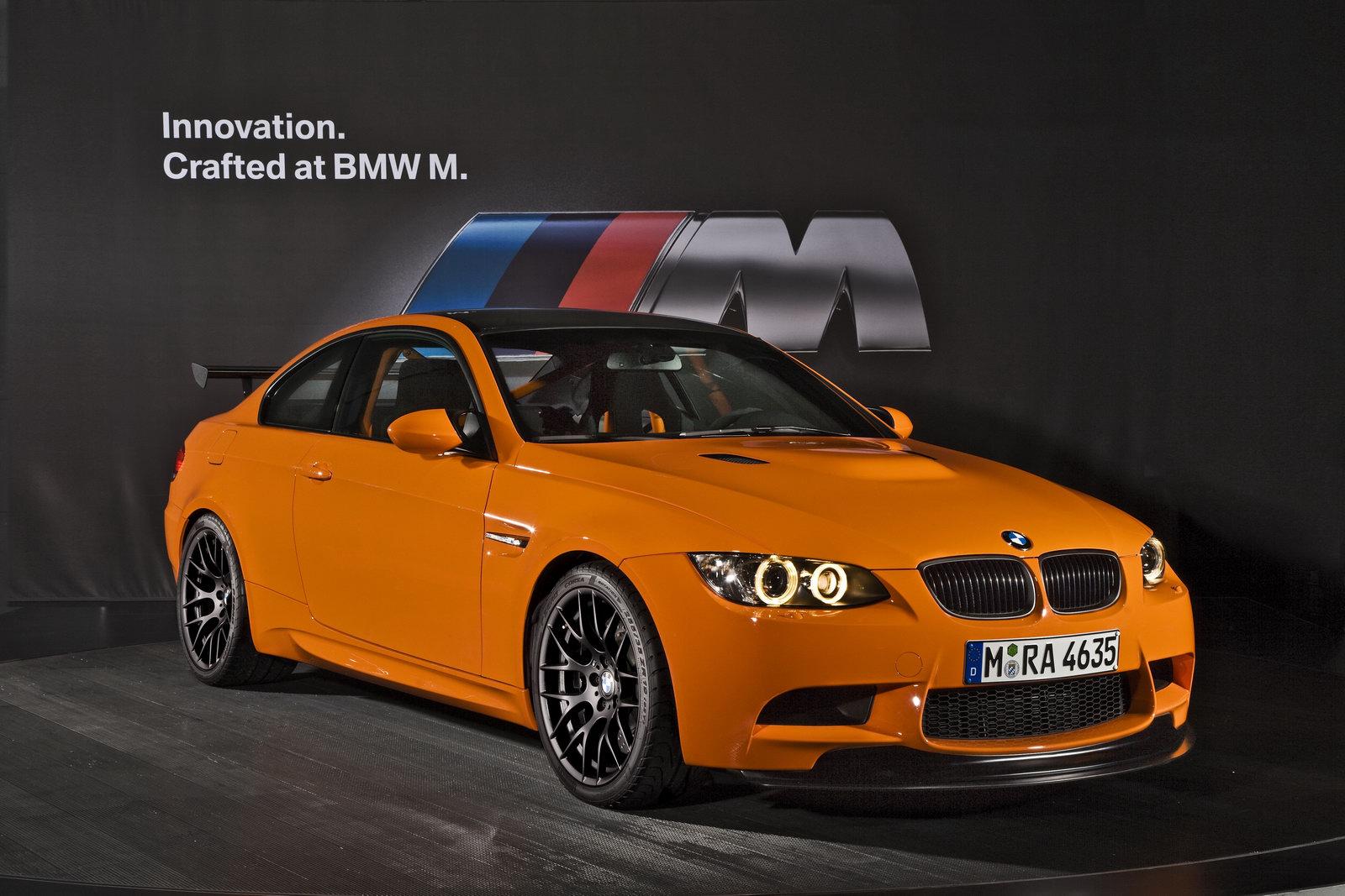 E92 BMW M3 GTS
