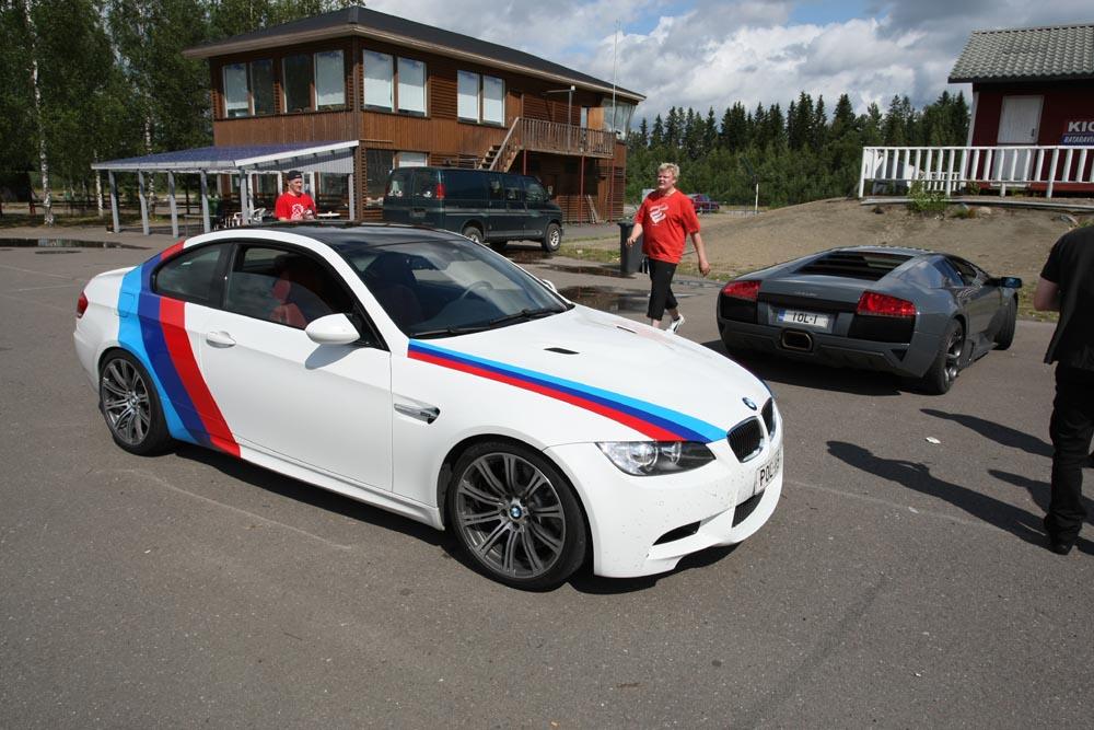 E92 BMW M3 Motorsport livery