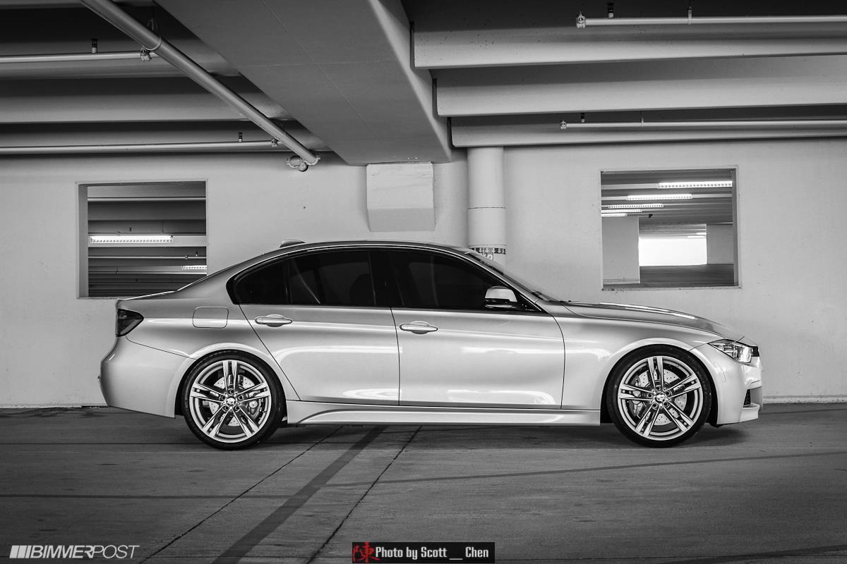 F30 BMW 3 Series M Sport