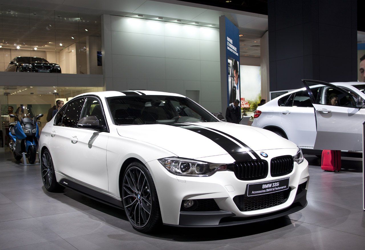 F30 BMW 3 Series M performance