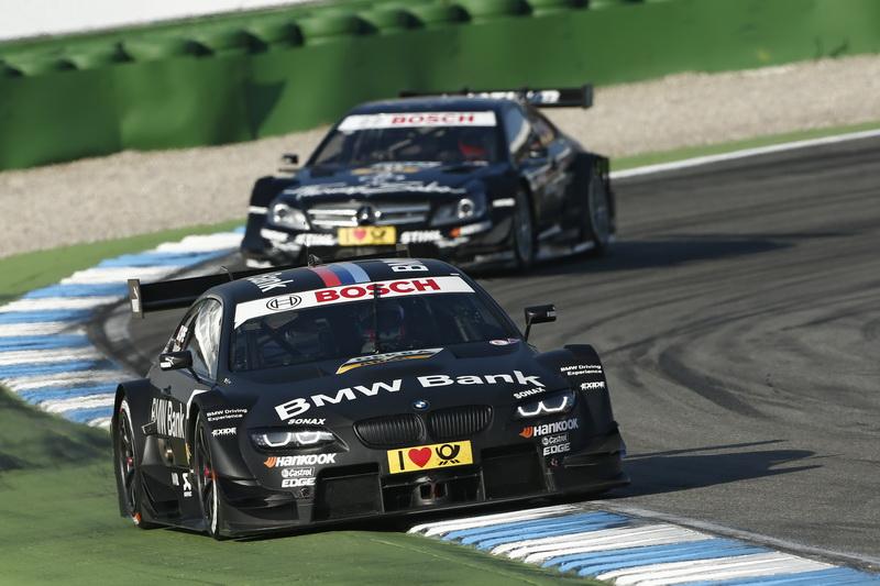 2012 DTM winning BMW M3