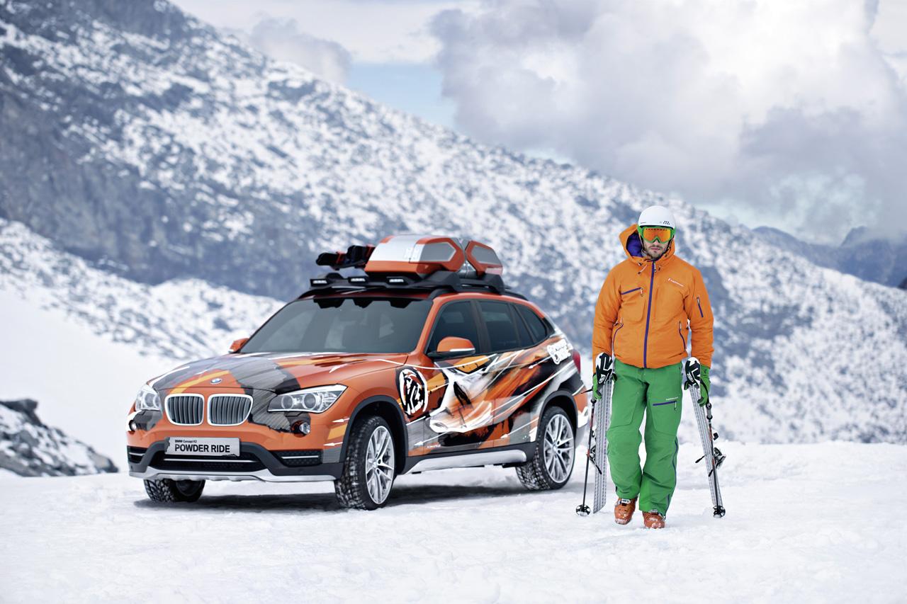 BMW Concept K2 Power Ride Edition