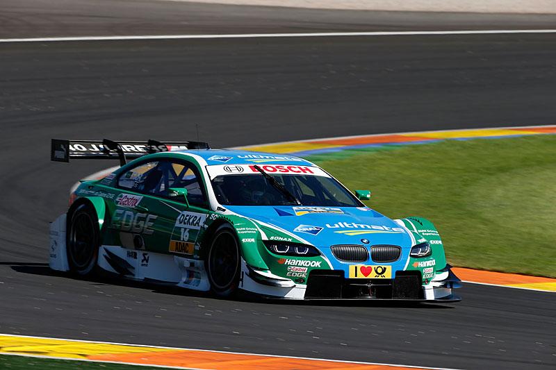 BMW M3 DTM racer