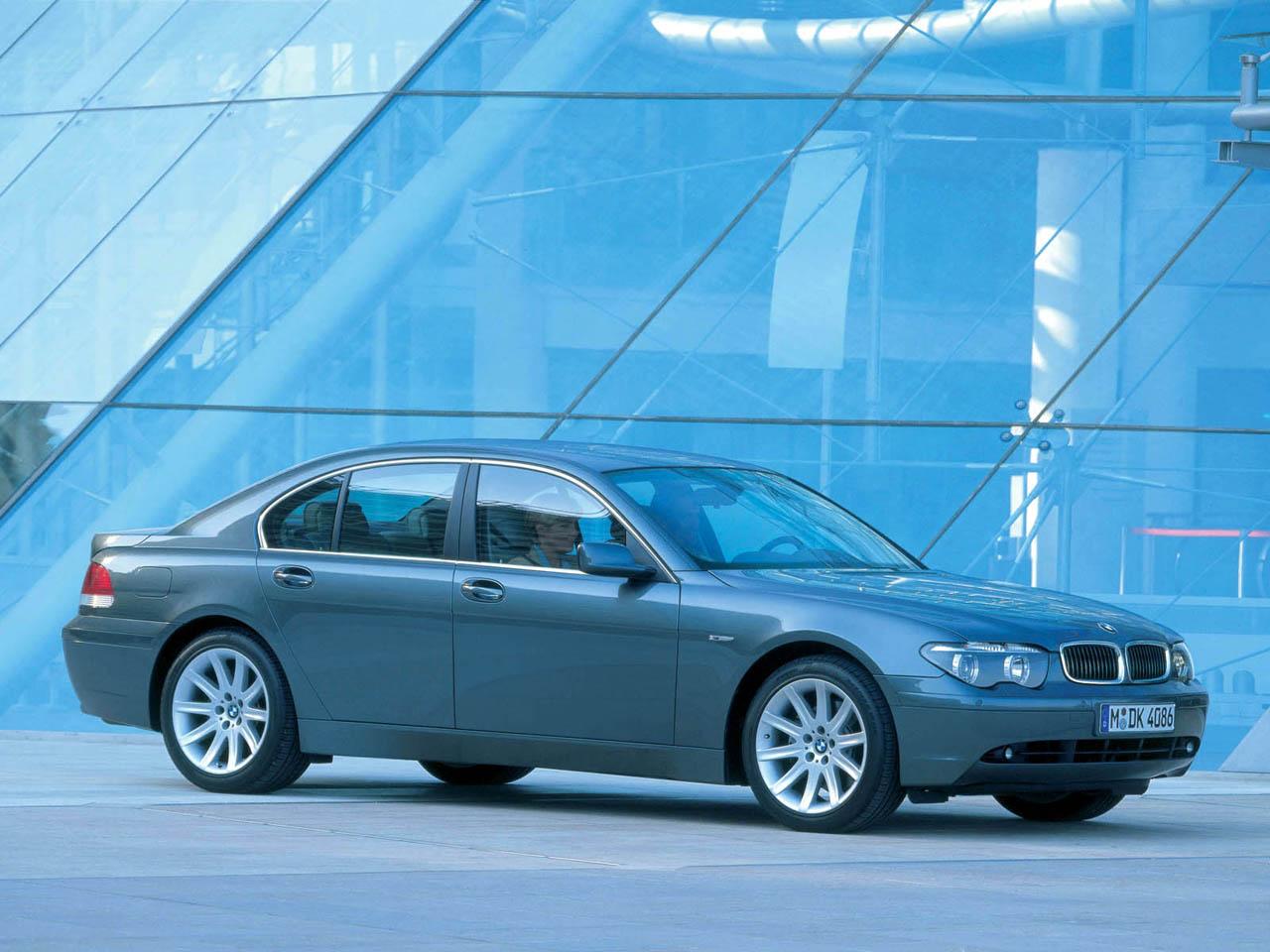 E65 E66 BMW 7 Series