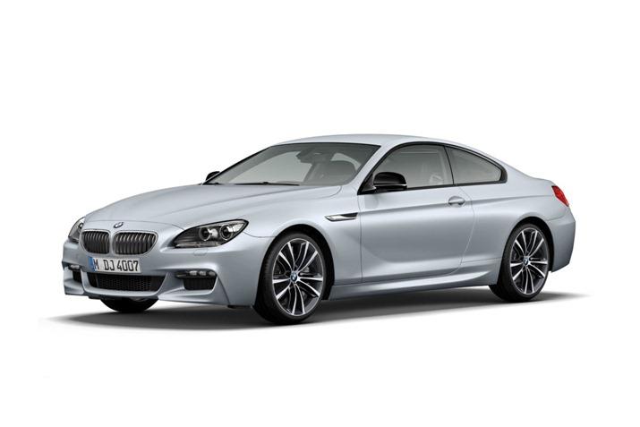 F12 BMW 6 Series Frozen Grey