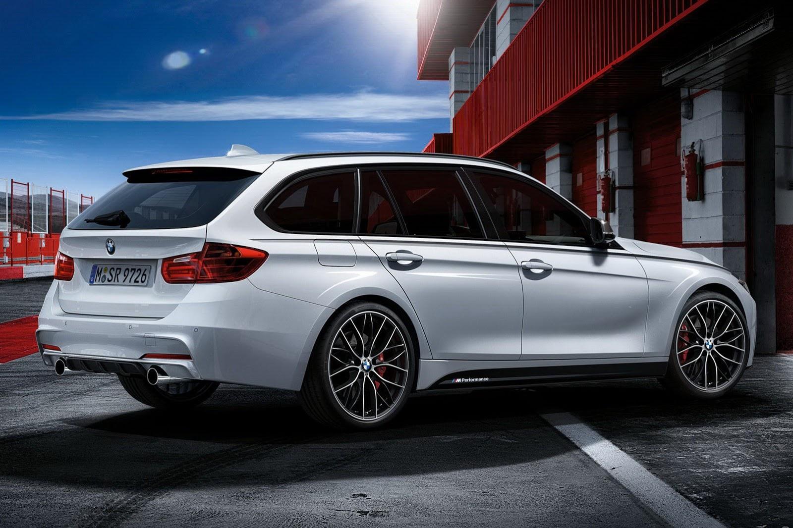 F30 BMW 3 Series Touring M Performance