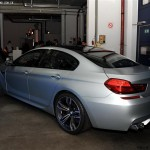 BMW M6 Gran Coupe unveiling