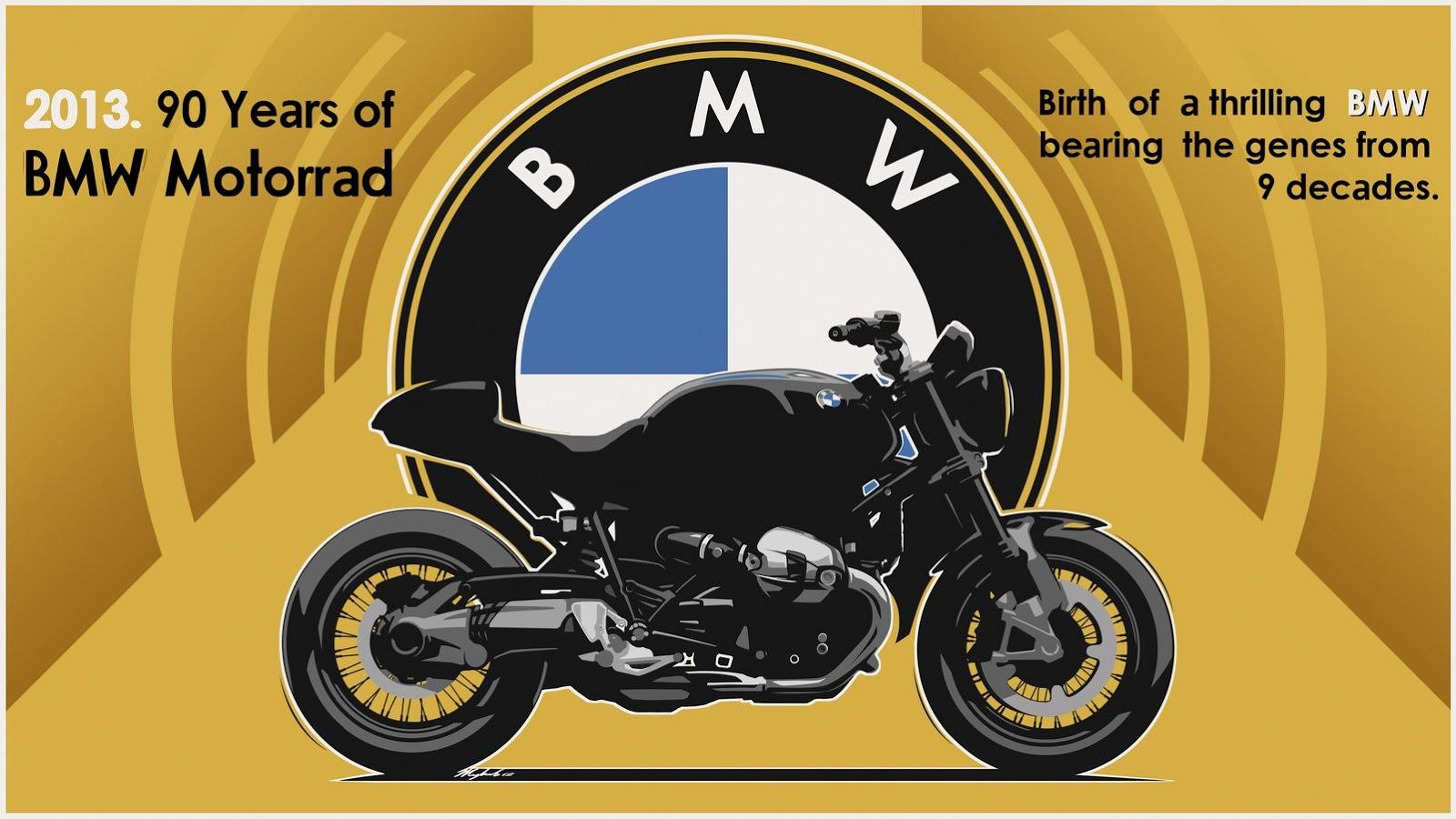 BMW R32 tribute