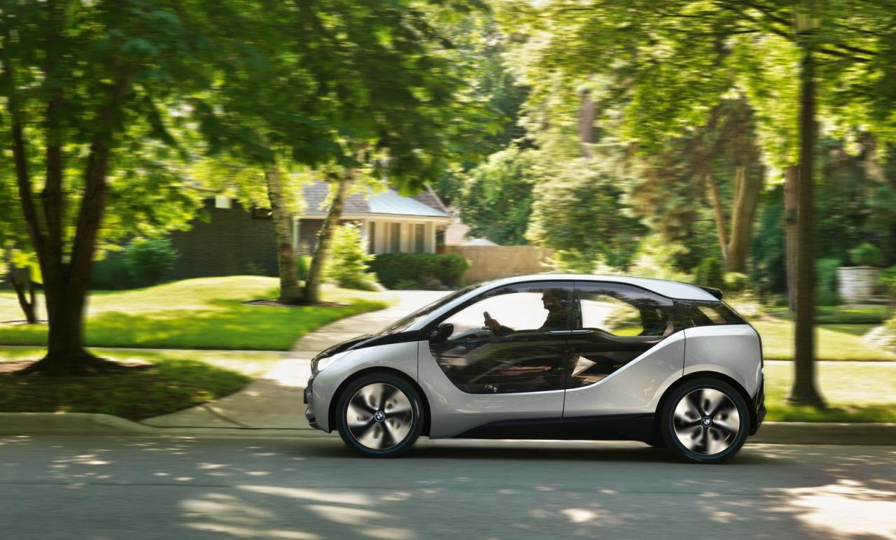 BMW i3 Concept