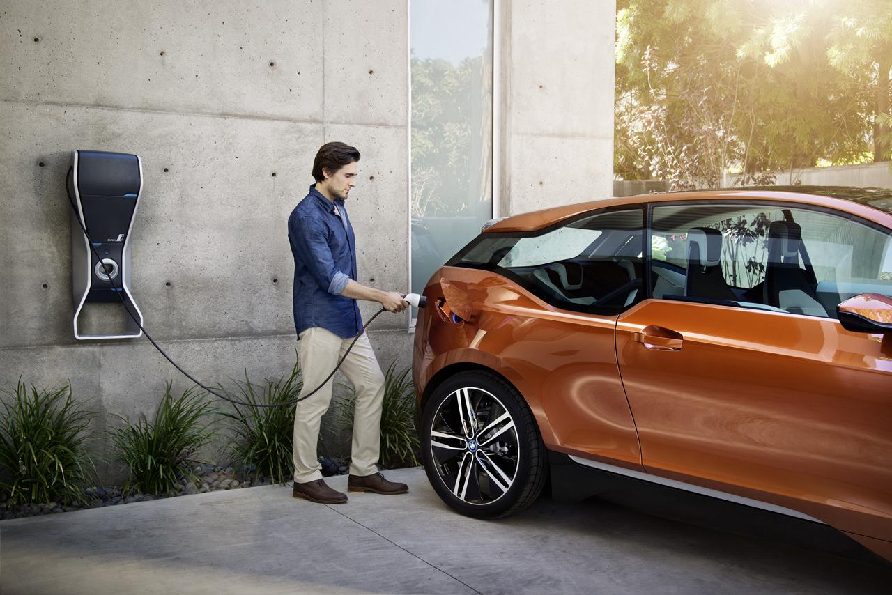 BMW i3 to get range-extending engine