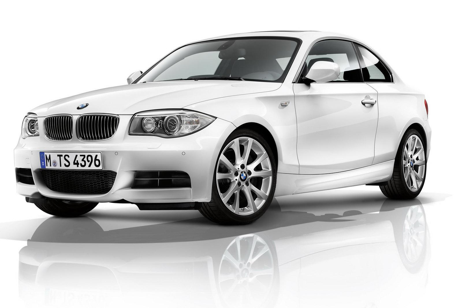 E82 BMW 1 Series Coupe