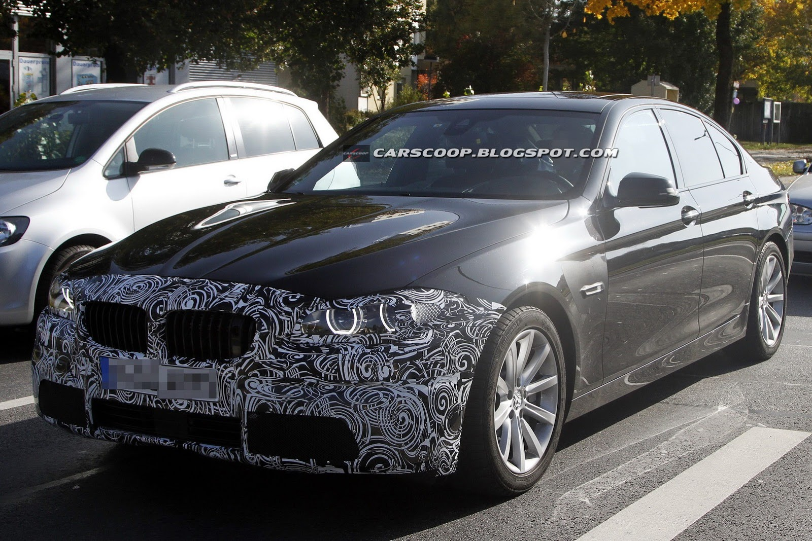 F10 BMW 5 Series refresher