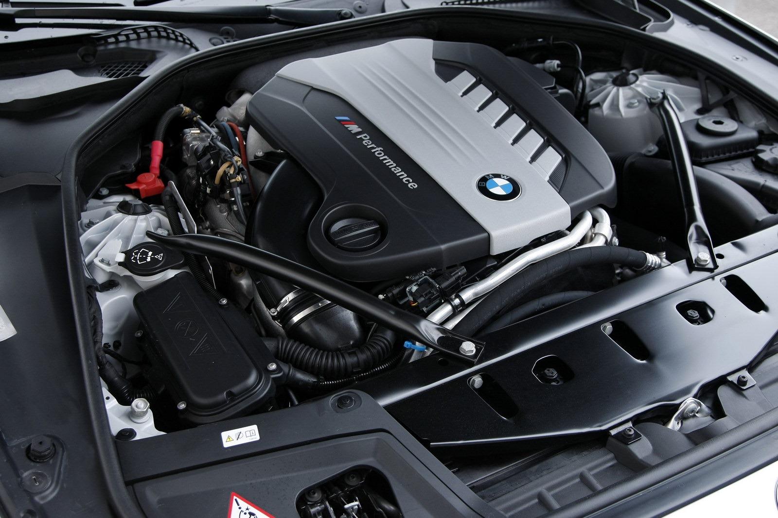 F10 BMW M550d