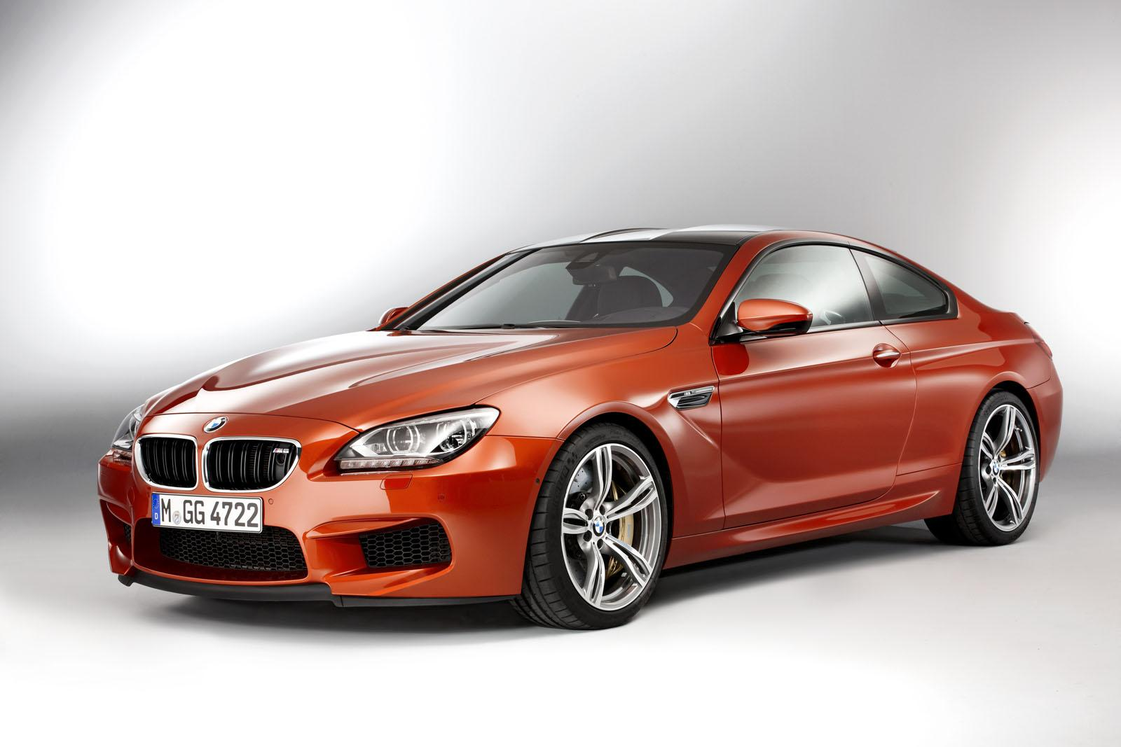 F12 BMW 6 Series