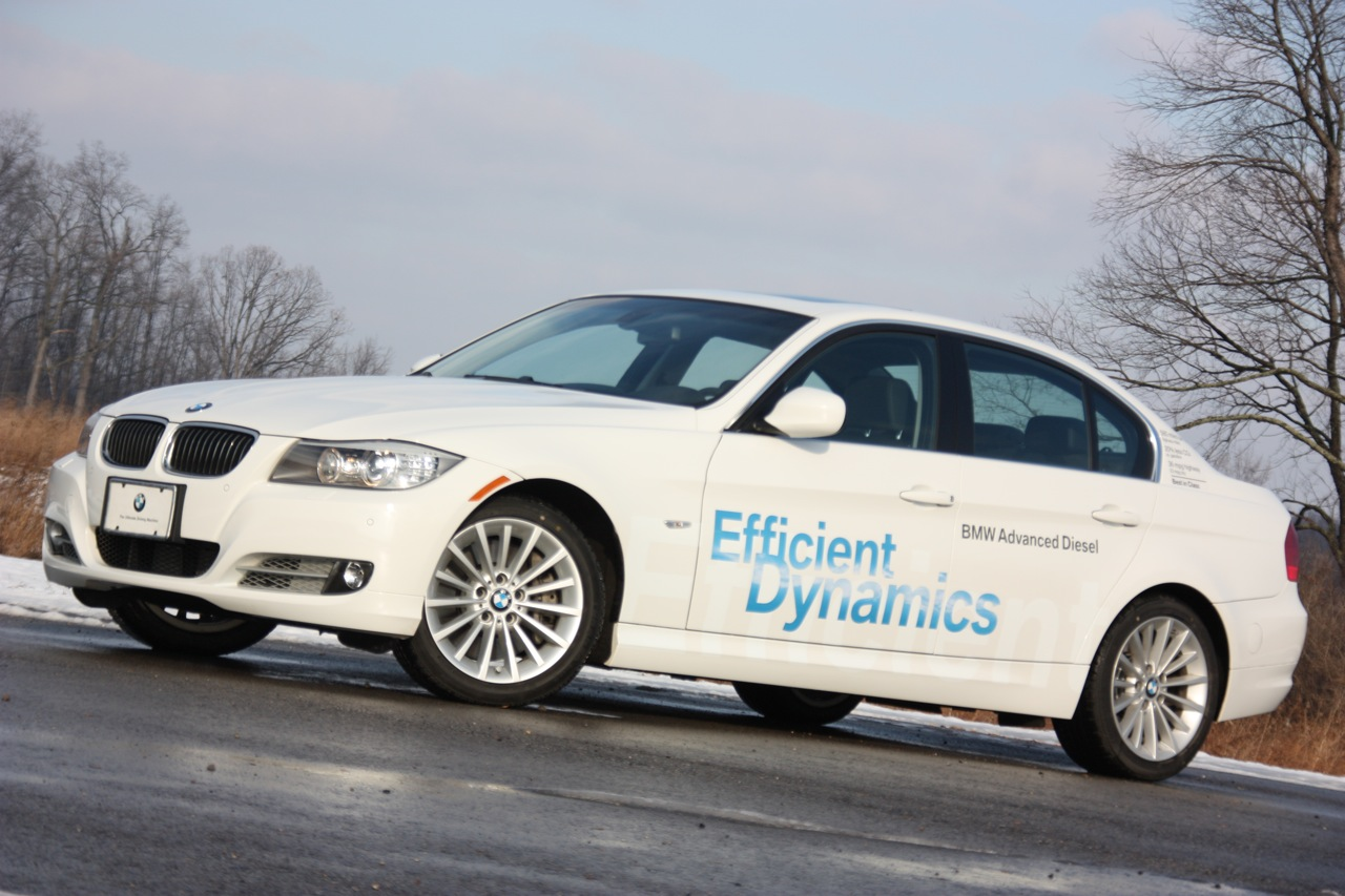 US market E90 BMW 335d