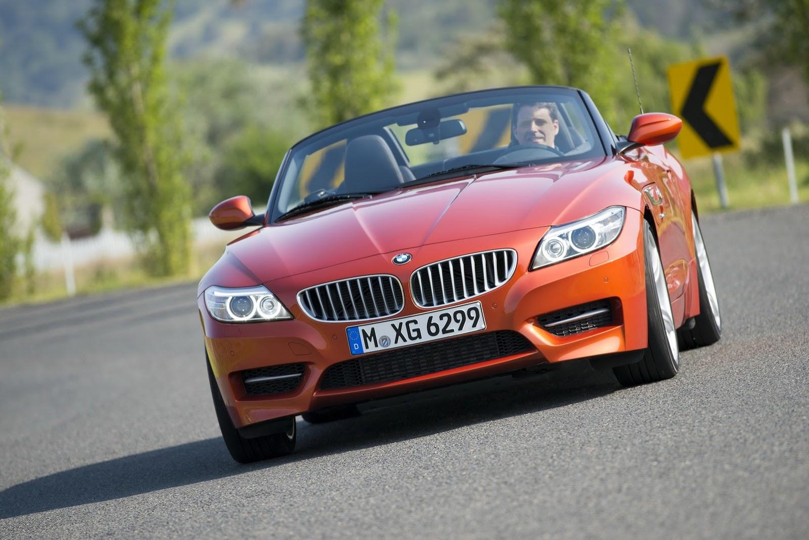 E89 BMW Z4 facelift