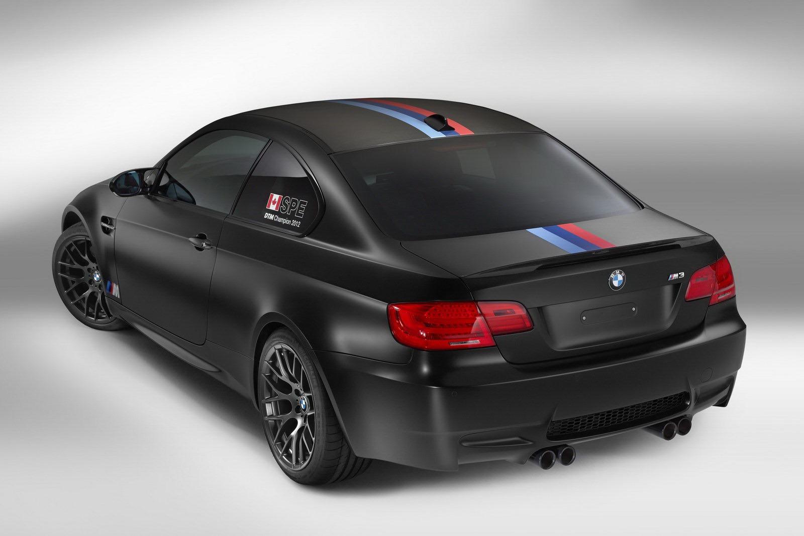 E92 BMW M3 DTM Championship edition