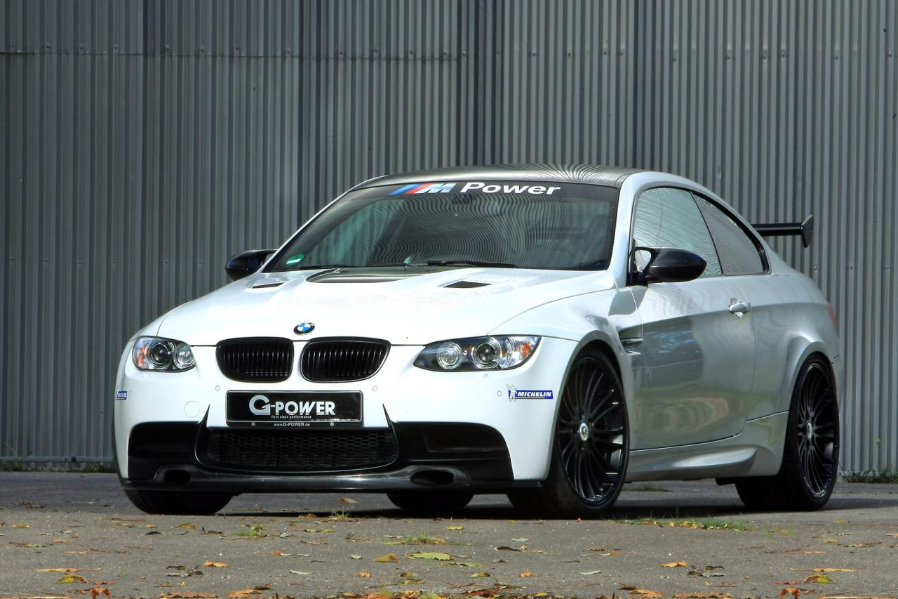 E92 BMW M3 by G-Power