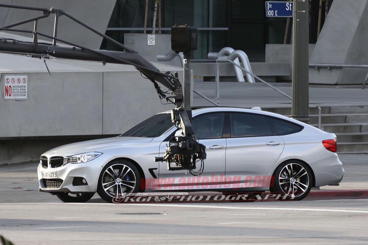 F30 BMW 3 Series GT