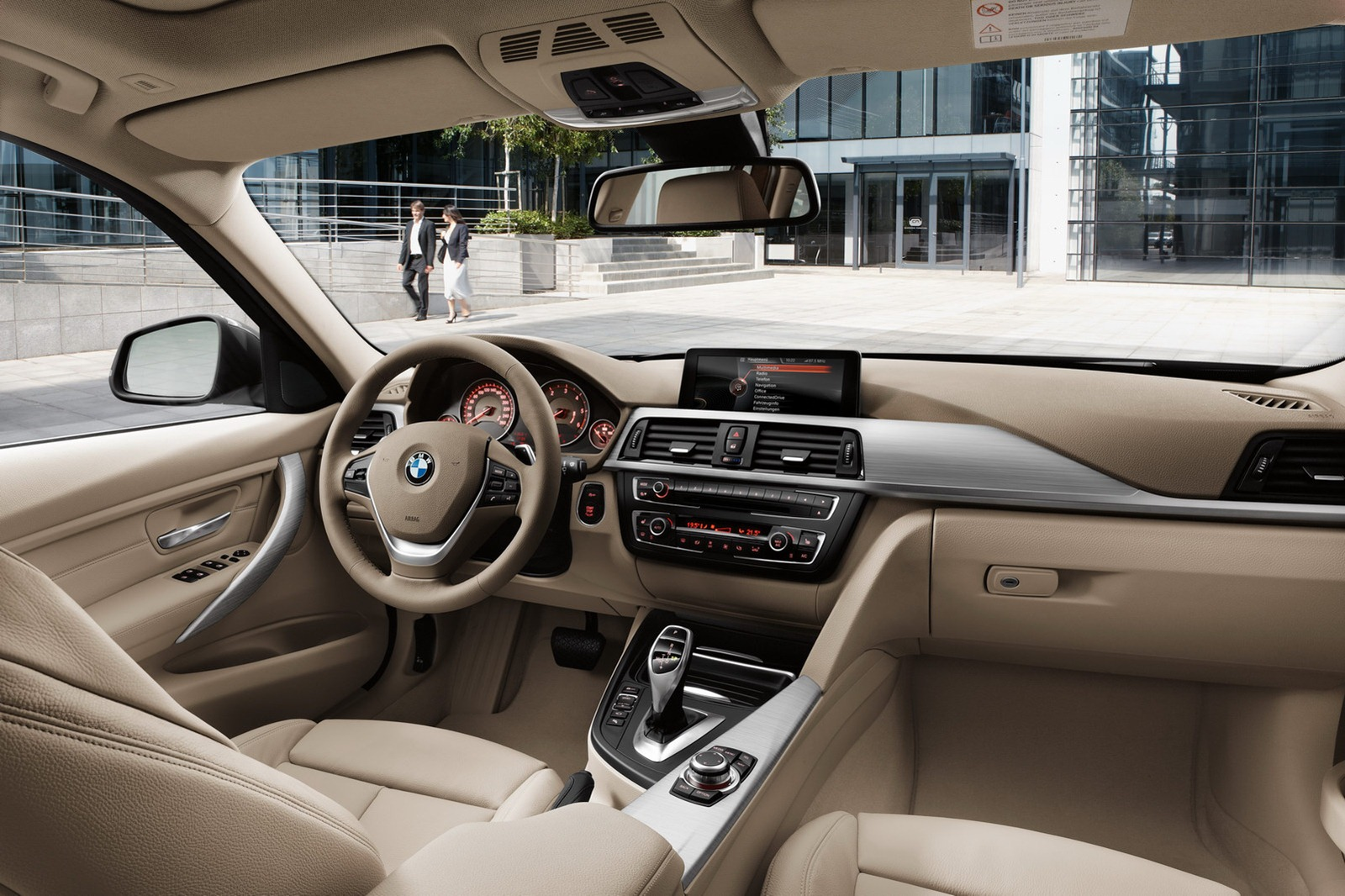 F31 BMW 3 Series Touring