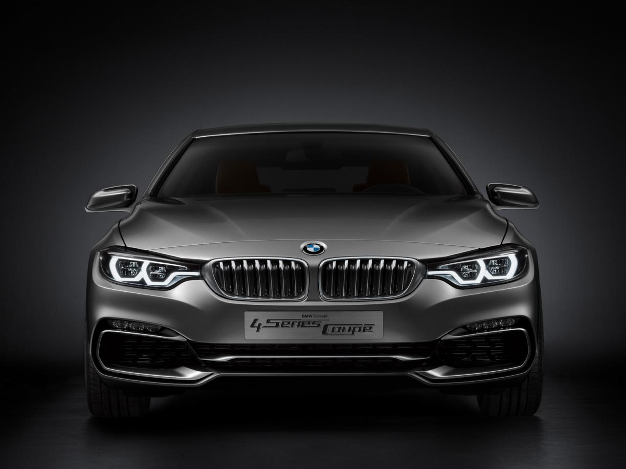 F32 BMW 4 Series Coupe Concept