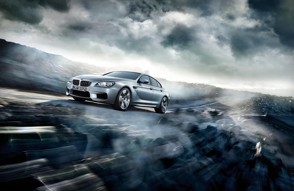 BMW M6 Gran Coupe