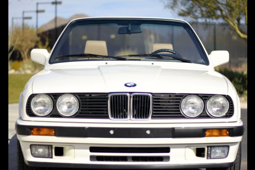 1992 E30 Bmw 325i Cabrio Up For Sale In Great Condition