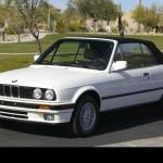 1993 E30 BMW 325i Cabrio (3)