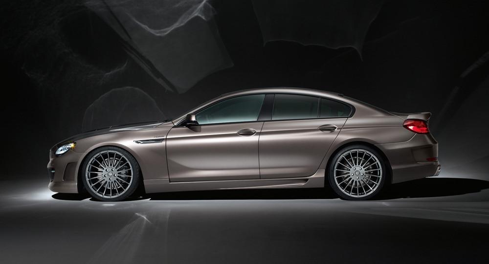 BMW 6 Series Gran Coupe M Sport by Hamann