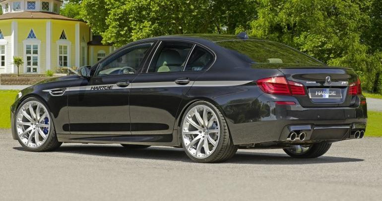 F10 BMW M5 by Hartge