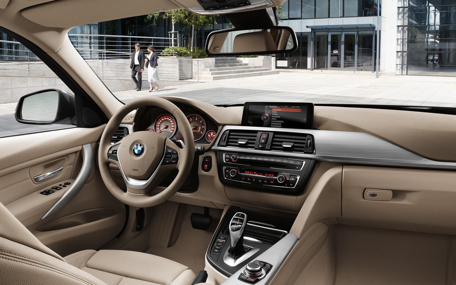F30 BMW 328i Interior
