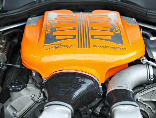 G-Power E92 BMW M3 Engine