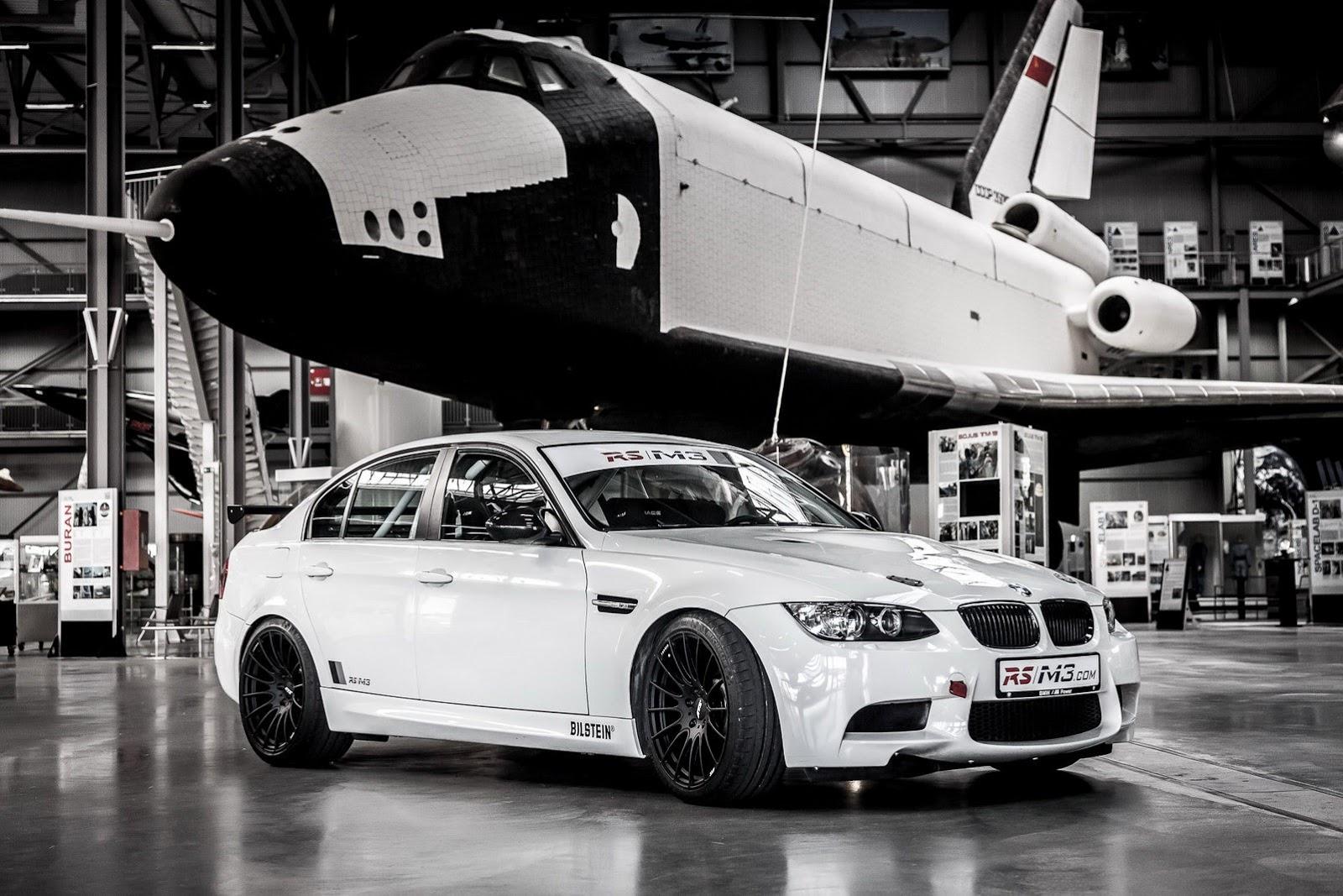 RS Racing E90 BMW M3