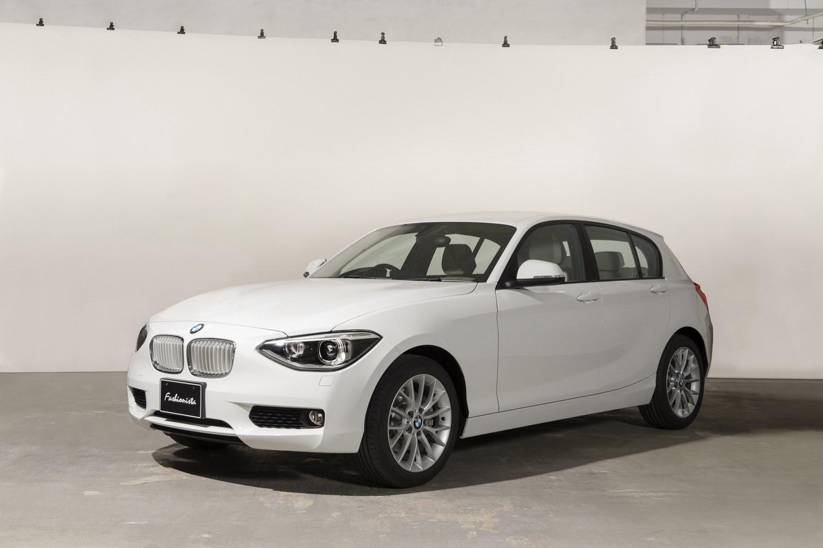 BMW 116i Fashionista Edition