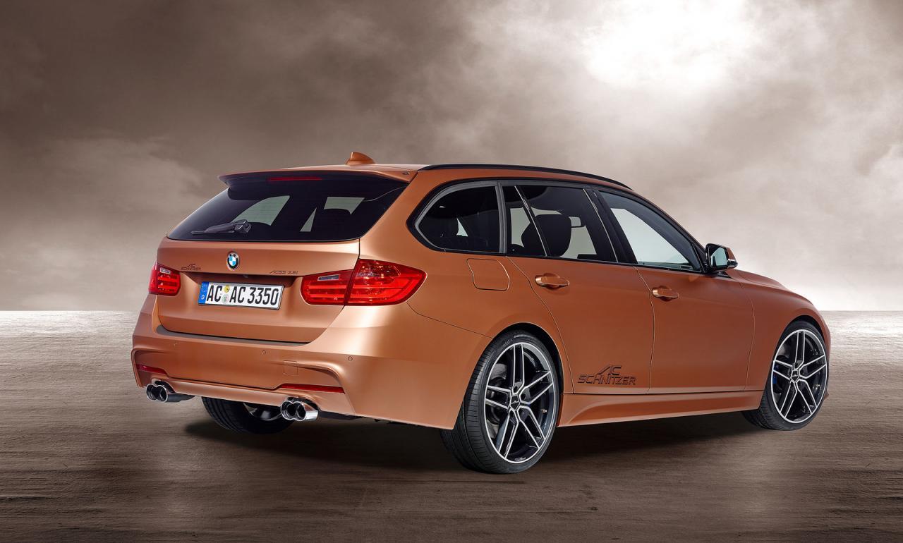 BMW 328i Touring Magic Copper