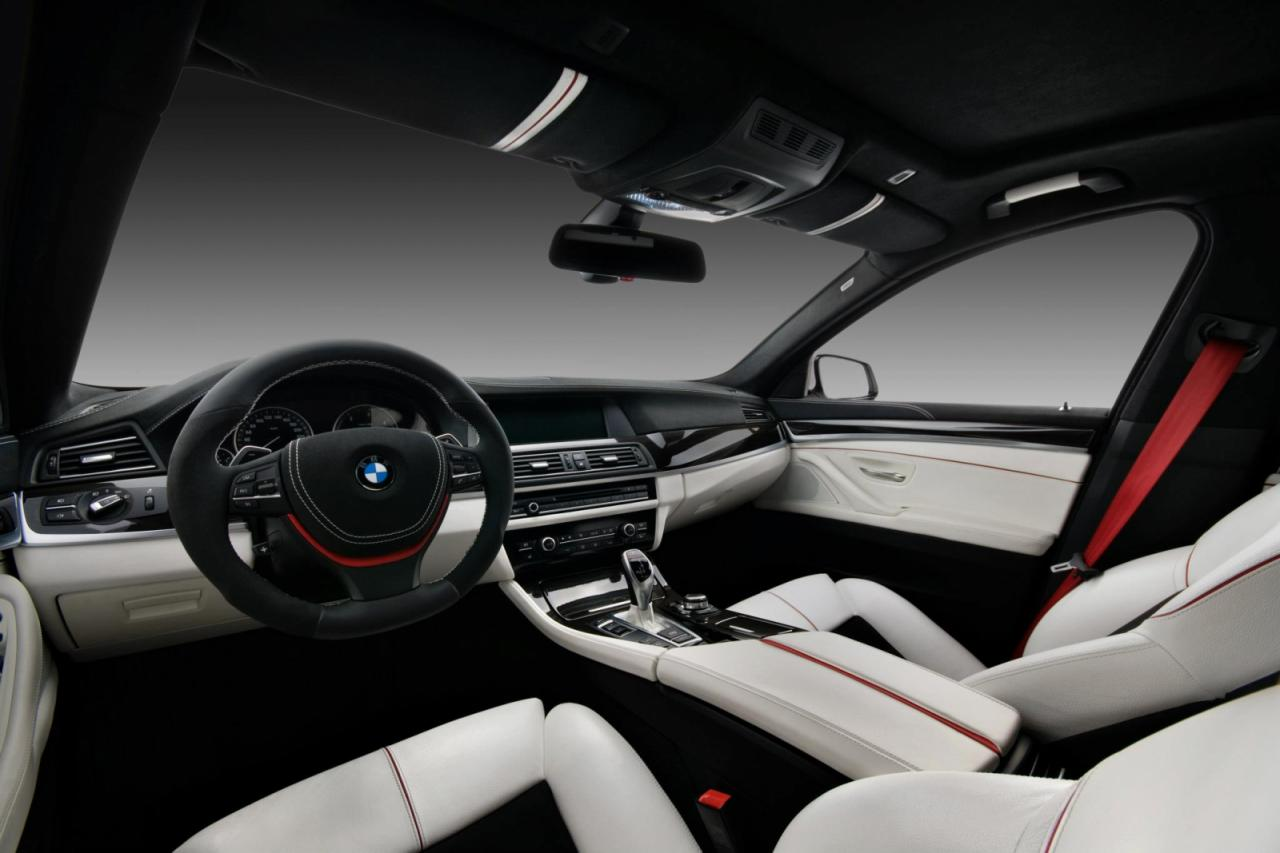 BMW 5 Series/6 Series Coupe by Vilner