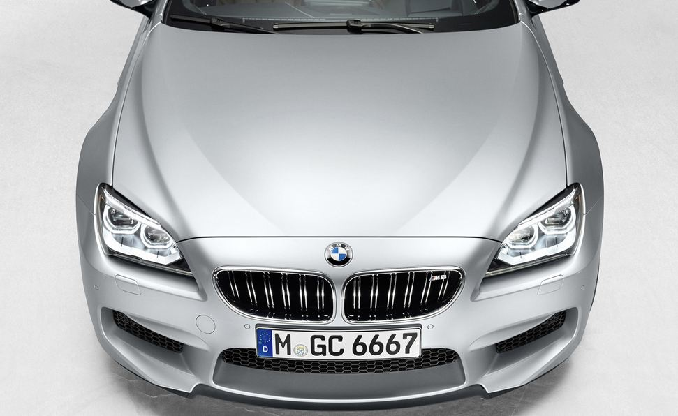 US will get the 2014 BMW M6 manual transmission