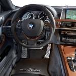AC Schnitzer BMW 6 Series Gran Coupe Interior