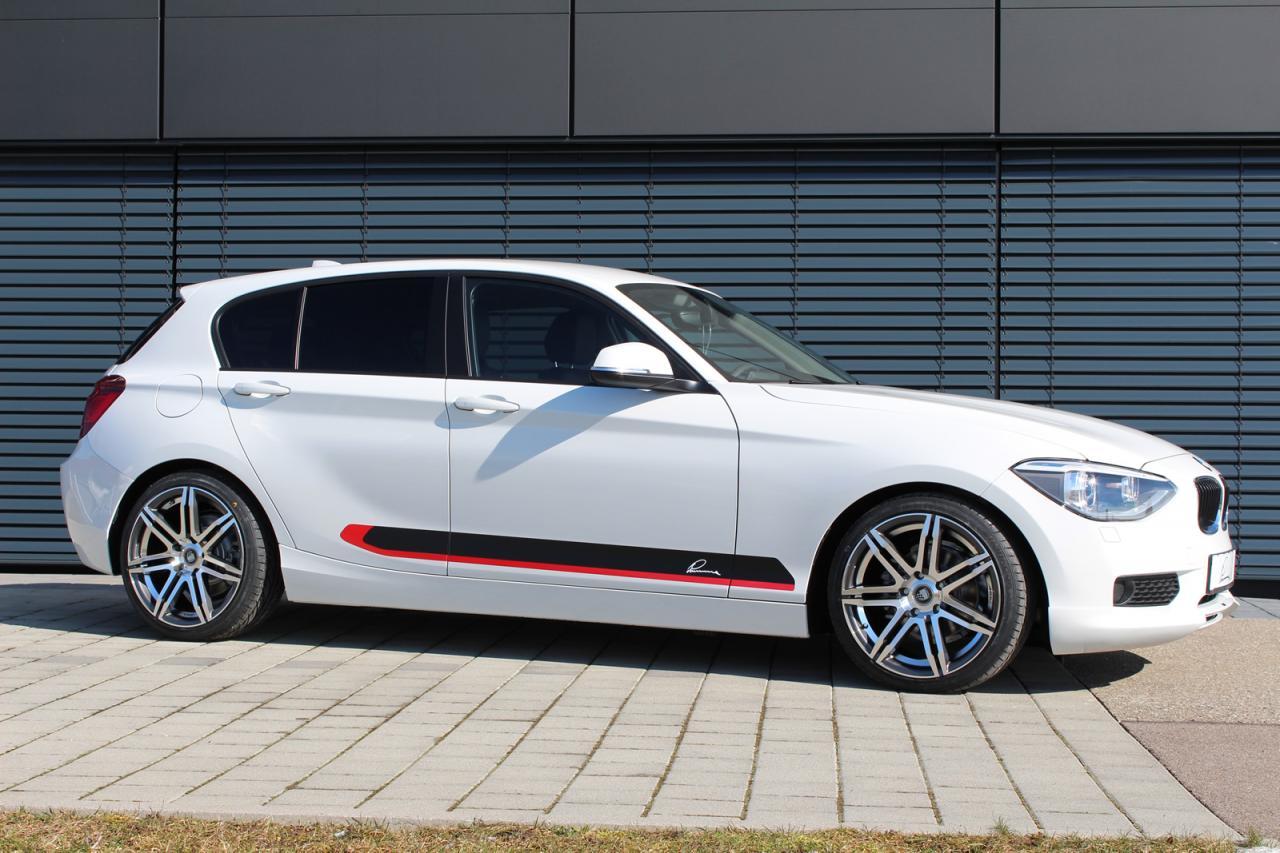 BMW 1 Series by Lumma Design